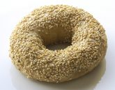 Bagel 6-grain sesame seed